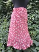 Шёлковая юбка Blumarine, оригинал.