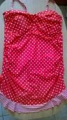 Элегантный купальник -платье наш 52-54 р. для беременных или пышных дам, сток