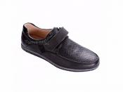 Туфли мокасины черные для мальчиков Том.м 31-38