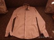 крутая мужская рубашка Италия torino размер xxl