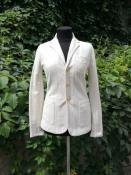 Пиджак Ralph Lauren, оригинал, хлопок, цвет - слоновой кости.