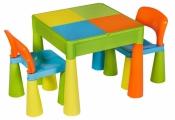 Детский стол и стульчики Tega Baby Mamut