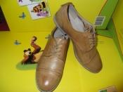 Туфли  Casual (кэжуал)  р. 36,  стелька 22,5 см.  новые. Уценка!!!