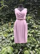 Платье Moschino Cheap & Chic, оригинал, цвет - нежно сиреневый.