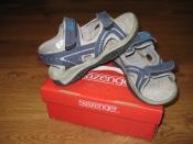 Детские спортивные сандалии Slazenger (Англия) С13 - 32р. - 20см