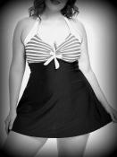 Элегантный купальник -платье XXL (наш 56 р.) Gamiss сток