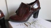 Модельные туфли кожаные Clarks размер 5 наш 35,5 -36 Англия Оригинал