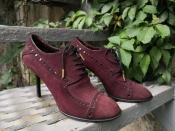Ботильоны / ботинки Louis Vuitton ( Луи Витон ), оригинал.