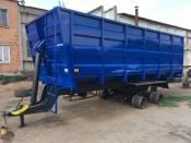 Тракторный прицеп 1ПТС-9 ( зерновоз)
