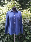Рубашка Ralph Lauren, оригинал, хлопок.