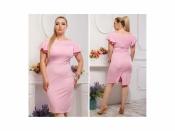 Платье размера XL+ мод.7