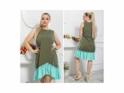 Платье размера XL+ мод.184