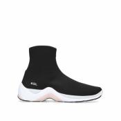 Кроссовки Kurt Geiger Linford Sock ( London ), оригинал, цвет - черный.