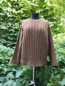 Мягкий объёмный свитер из верблюжьей шести Gucci, оригинал.