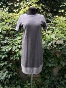 Двустороннее кашемировое платье Yves Saint Laurent, оригинал.
