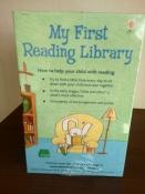 Usborne - My First Reading Library 50books, книги на английском для детей