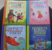 Улюблені історії про тварин, пригоди, фей, перед сном, книги англійською, книги на английском