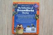My collection of dreamworks stories, книга на английском,детские книги