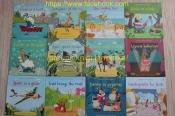 usborne phonics, детские книги, книги на английском, книги англійською