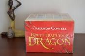 Как приручить дракона, Ноw to train your dragon, як приручити дракона,книги на английском,детские книги