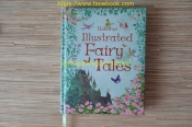 Illustrated fairy tales by usborne, книга на английском