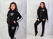 Спортивный костюм мод.404 ХЛ+
