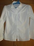 школьная блузка, болеро