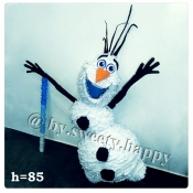 Пиньята Олаф, Снеговик, холодное сердце pinata by Sweety