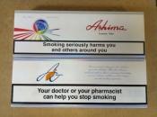 """Продам оптом сигареты """"Ashima"""" Оригинал."""