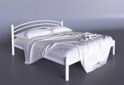 Акция! Металлическая кровать Маранта. Бесплатная доставка по Украине