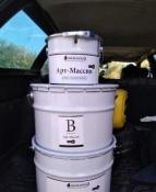 Продам эпоксидную смолу Арт-Масив для заливки столешниц