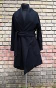 Стильное пальто Neil Barrett, оригинал, Италия, цвет - черный.