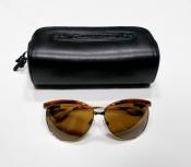 Солнцезащитные очки Chrome Hearts, оригинал, полный комплект.
