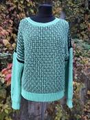 Объёмный свитер от американского бренда ALC, новый.