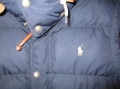 Жилет жилетка пуховик Polo Ralph Lauren