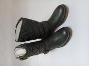 Сапоги. Брендове взуття Stock