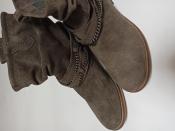 Полусапоги zign. брендове взуття stock