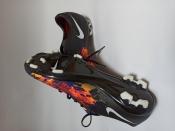 Футбольные бутсы nike cr7. брендове взуття stock