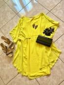 Яркое летнее коктейльное платье-мини, Zara Collection, новое