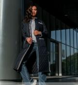 Куртка женская, цвет Темно-Синий