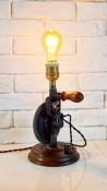 Настольная лампа-ночник Дрель
