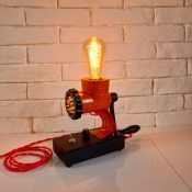 Настольная лампа-ночник Мясорубка