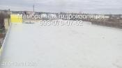 Устройство ремонт кровли ПВХ мембраной в  Одессе