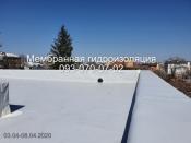 Кровля из ПВХ, ТПО мембраны в Харькове