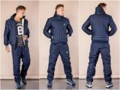 Мужской зимний костюм мод.1098*