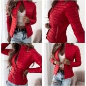 Куртка жіноча червона Мод.1464