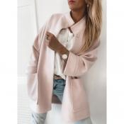 Пальто пудра модне жіноче