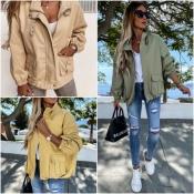 Куртка коротка жіноча Мод 754
