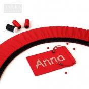 Набор чехлов для Анны для обруча и для мелочей