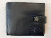 Кожаный мужской кошелек Benzer, Индия (уценка)